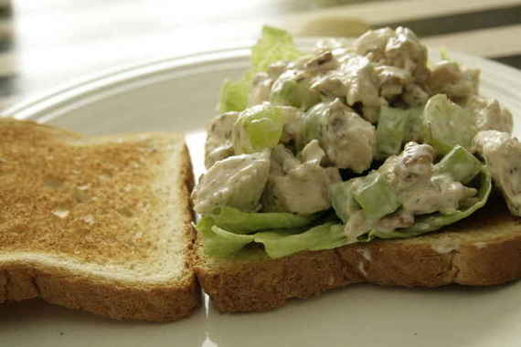 Sing For Your Supperpioneer Woman S Chicken Salad Sing For Your Supper