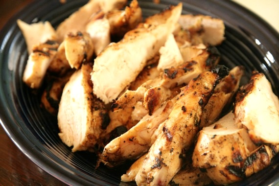 Sing For Your Suppergrilled Chicken Fajitas Sing For Your Supper