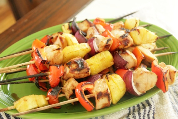 Sing For Your SupperAwesome (and Easy!) Chicken Shish-Kabobs