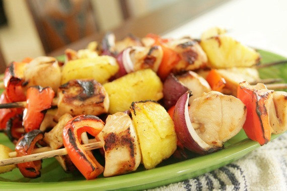 Shish Kabob Grilling Easy Grilled Chicken Shish