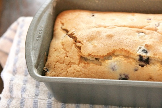 ... For Your SupperSimple Blueberry Pound Cake... - Sing For Your Supper