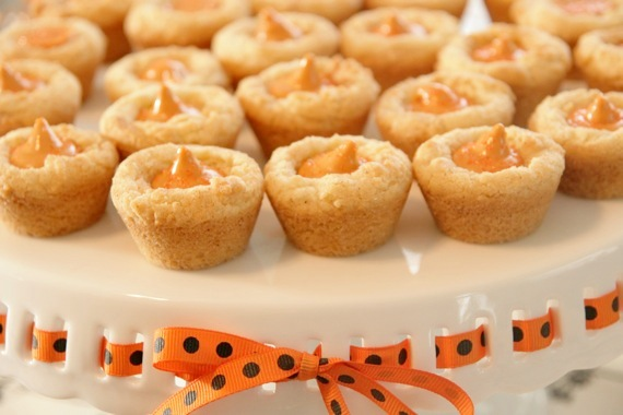 Pumpkin Spice Blossoms… Monday, October 25, 2010