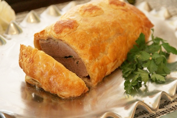 Sing For Your SupperStuffed Pork Wellington Sing For Your Supper