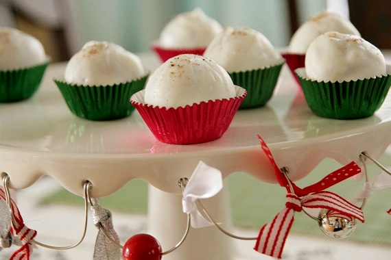Gingerbread Truffles? by Sing For Your Supper
