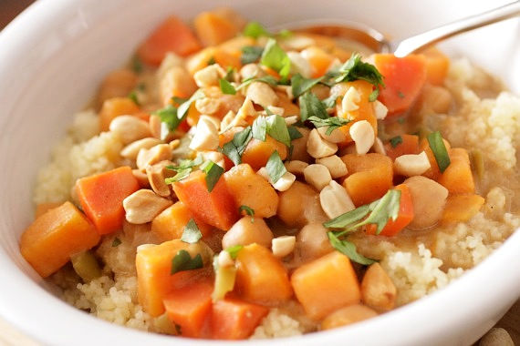 Sing For Your SupperWest African Peanut Stew... - Sing For Your Supper