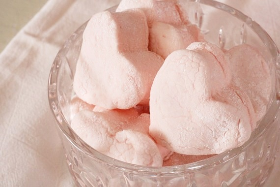 how to cut homemade marshmallows