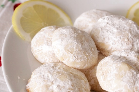 Sing For Your Supperlemon Snowball Cookies Sing For Your Supper