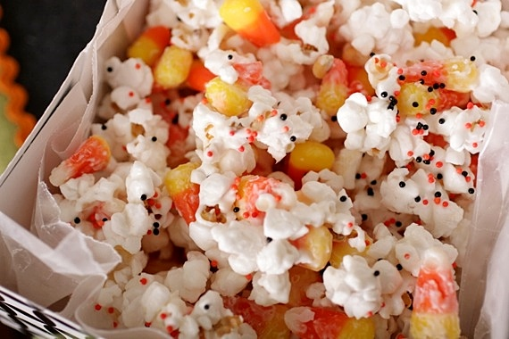 Sing For Your SupperHalloween Popcorn... - Sing For Your ...