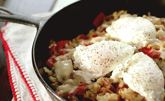ham and red pepper hash 2