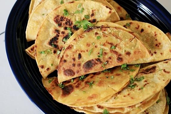 Crunchy Bean Tacos 2
