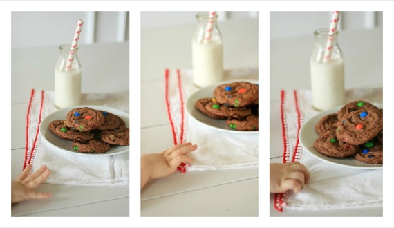 Choc Sugar Cookies