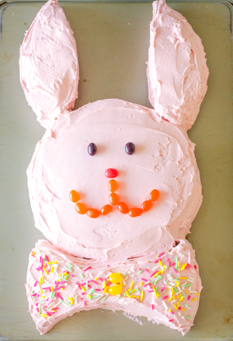 how to make easter cakes videos