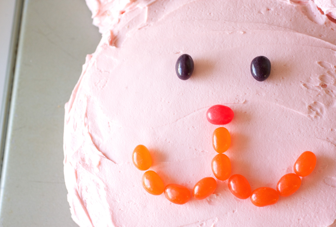 Easter Bunny Cake-2