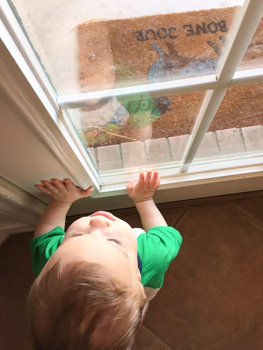 Elliott 8 months-2